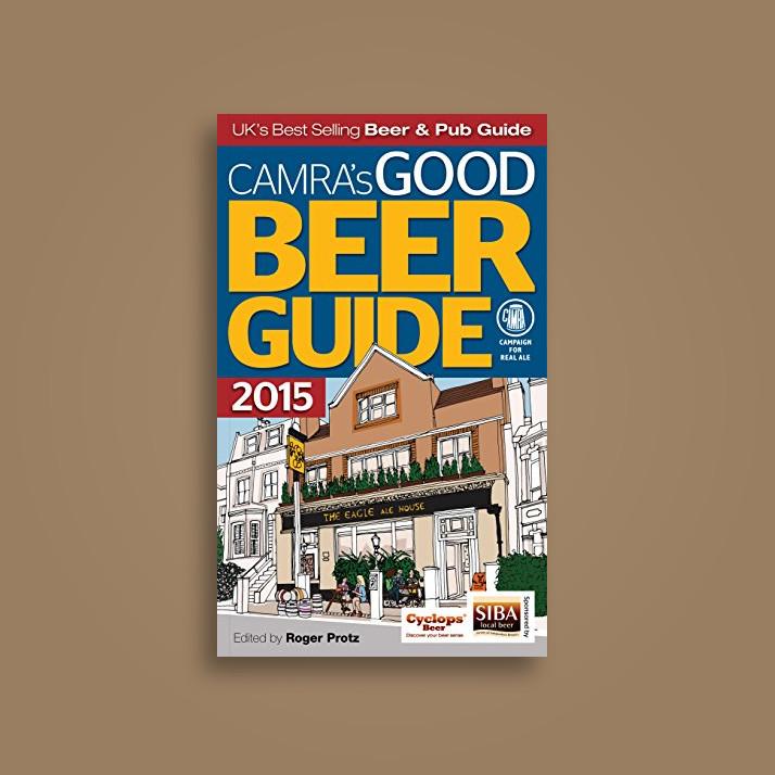 Good Beer Guide: 2015