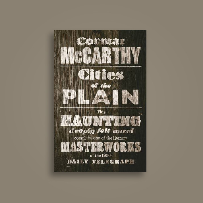 the crossing by cormac mccarthy the personality of billy parham