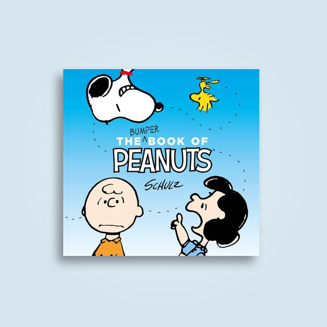 The Bumper Book of Peanuts: Snoopy and Friends