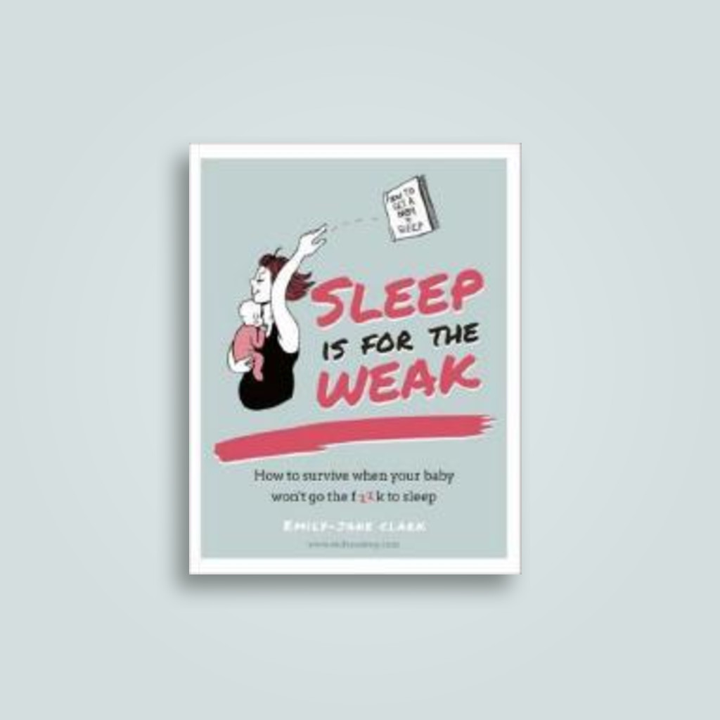 Sleep Is for the Weak - Jane Clark