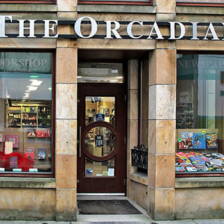 The Orcadian Bookshop