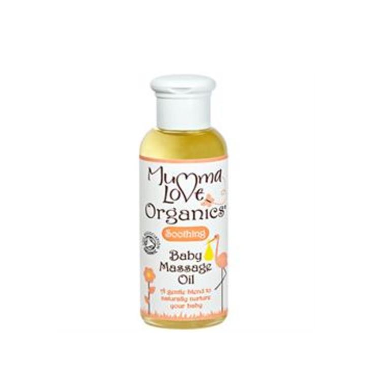 Organic Baby Massage Oil
