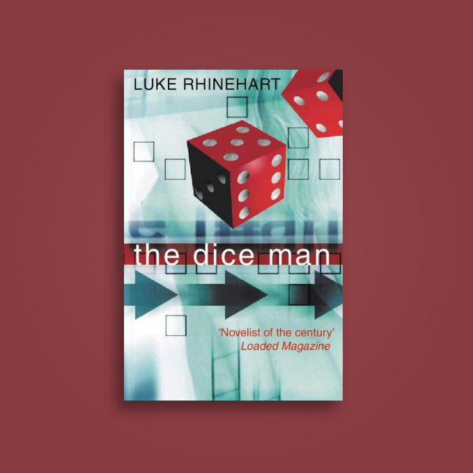 the dice man by luke rhinehart Buy the dice man paperback by luke rhinehart free delivery on orders over £20.