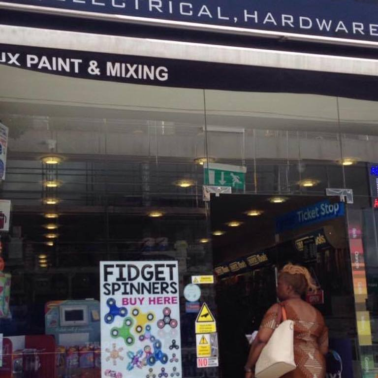 Clapham General Store