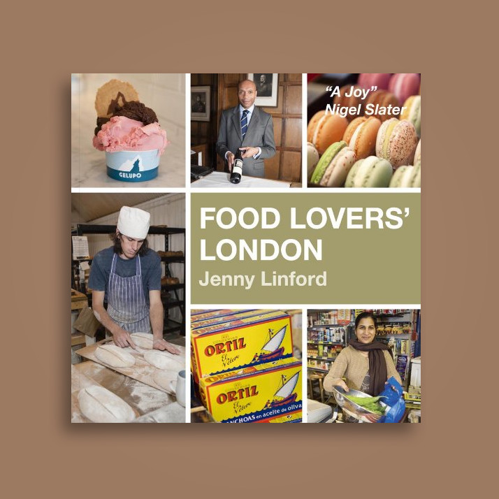 Food Lovers' London - Jenny Linford
