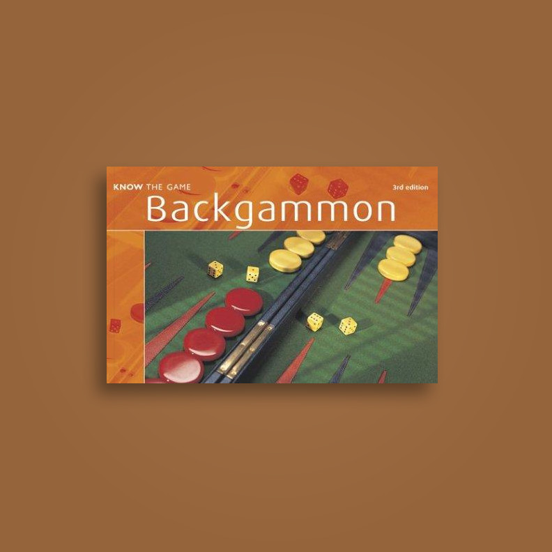 backgammon for losers updated 3rd edition
