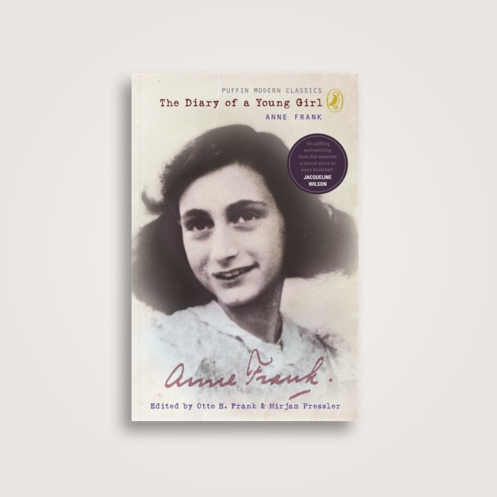 The Diary of a Young Girl: Definitive Edition - Anne Frank