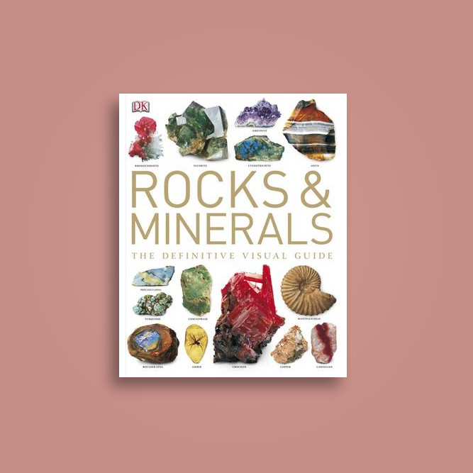 Rocks and Minerals: The Definitive Visual Guide - Ronald Bonewitz