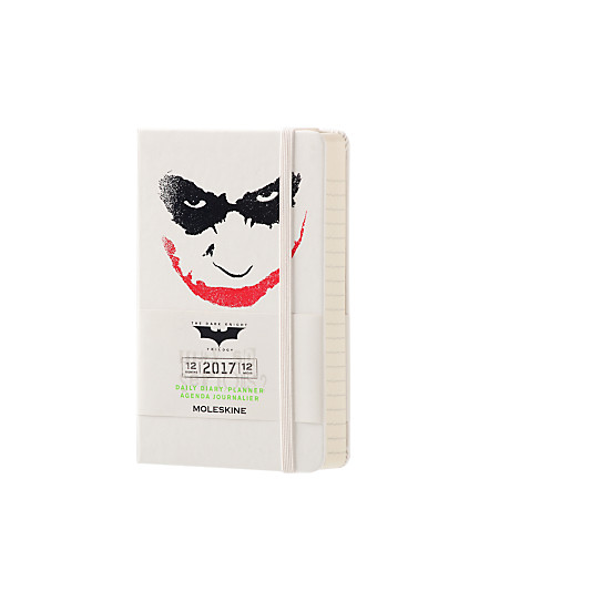Moleskine Joker 2017 Pocket Diary
