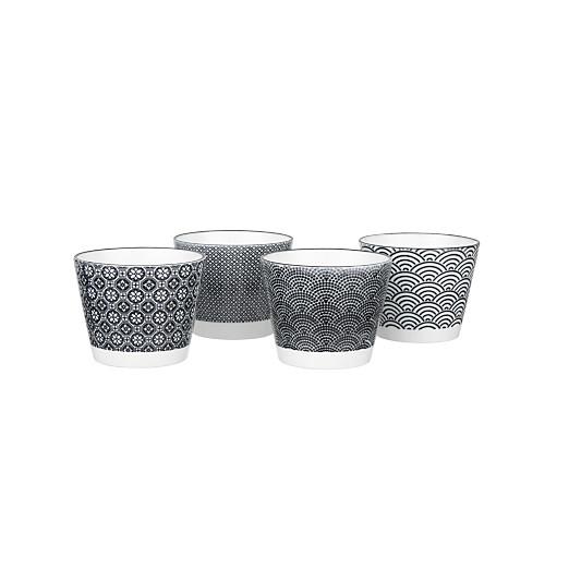 Tokyo Design Studio Teacups, Mixed Set Of 4 - Tokyo Design