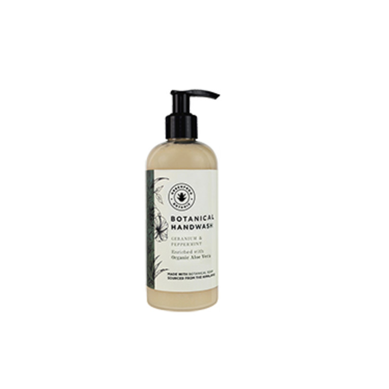 Handwash Geranium & Peppermint