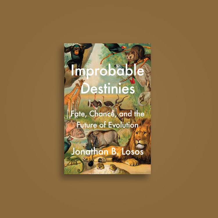 Improbable Destinies: How Predictable is Evolution? - Jonathan Losos