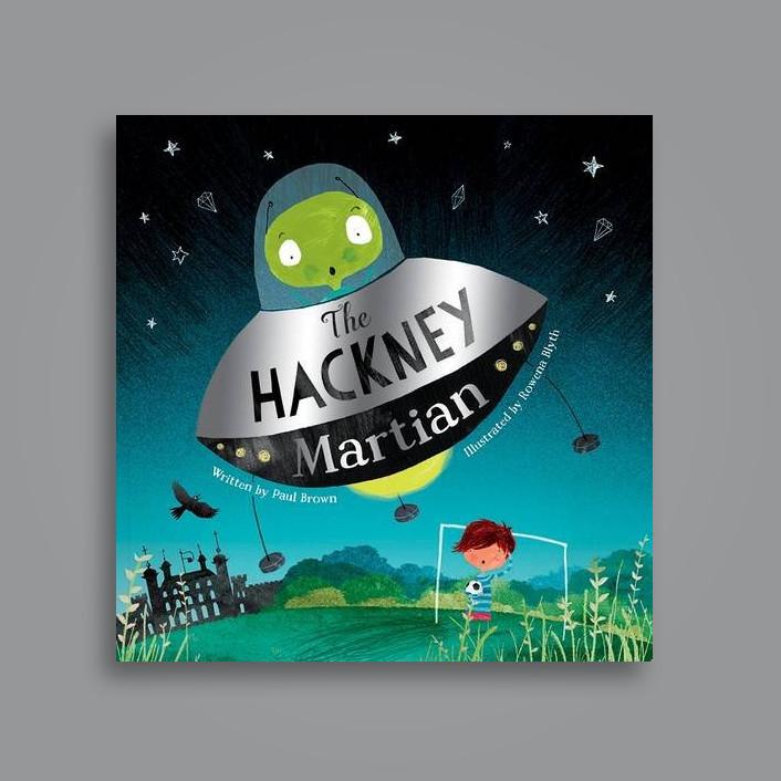 The Hackney Martian - Paul Brown