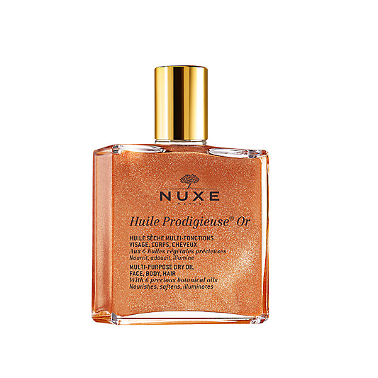 NUXE Shimmering Dry Oil Huile Prodigieuse® Or, 50ml