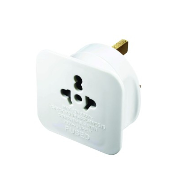 Visitor to UK Travel Adapter