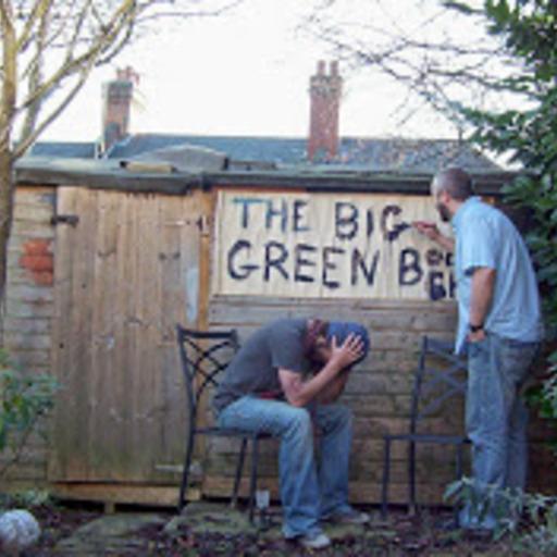 The Big Green Bookshop